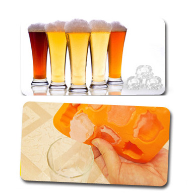 Australian wholesaler purchase elephant silicone ice tray, Hanchuan  Production