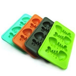 How can we guarantee 100% silicone ice mold non-toxic and tasteless that  can rest use Hanchuan industry