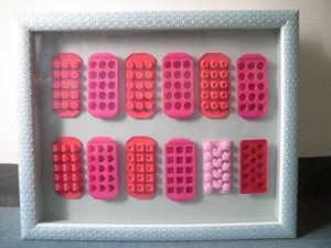 Silicone mold can be put into the microwave oven? Can you heat silicone cake mould,