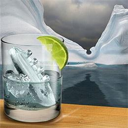 Hot summer solstice, beware of heatstroke, silicone ice cube tray makes ice for you to cool down!