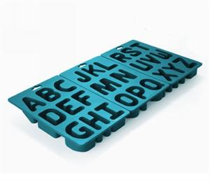Hanchuan letters silicone ice lattice Guests comfortable use!