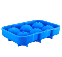 OEM ball shape silicone ice tray making chill ice sphere for whiskey, beers and beverage!
