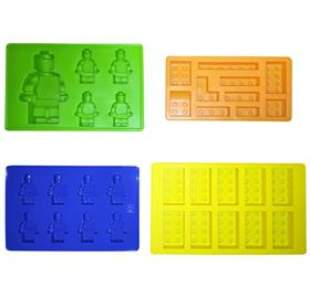 The U.S. importers continue to order hot-selling lego silicone ice trays, from hanchuan OEM design!