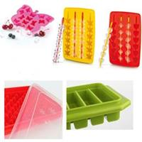 What kinds of ice trays are better for ice making?