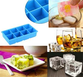 You know how to make coffee ice cubes? There are 4 ways with square silicone ice cube tray.