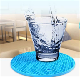 [ Silicone insulated pad ] awesome environmental protection tableware, to enjoy healthy lifestyle!