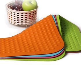 WAL-MART Shenzhen supermarket choosing silicone table mat, what are the characteristics?