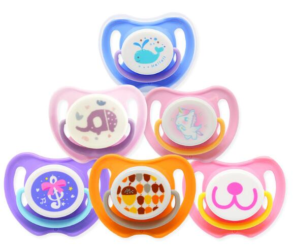 What are the standards for using USSE silicone pacifier?