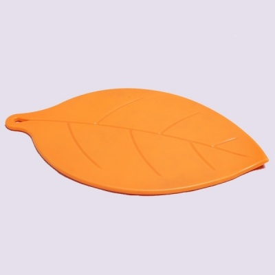 Leaves shaped silicone Placemat