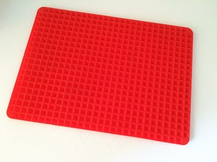 non-stick heat resistant silicone baking mats
