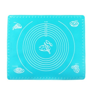 silicone baking mat with design