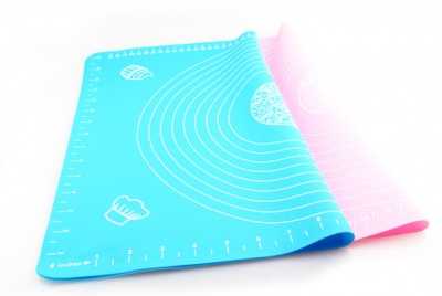heat resistant silicone baking mat with measurements