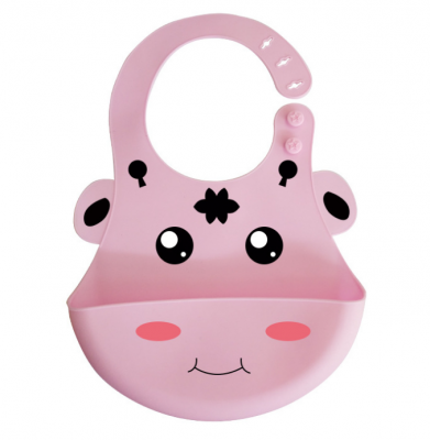soft kids silicone baby bibs