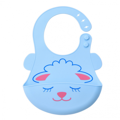silicone bib for baby care