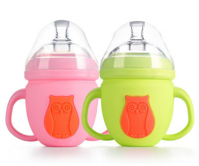 baby bottle silicone case