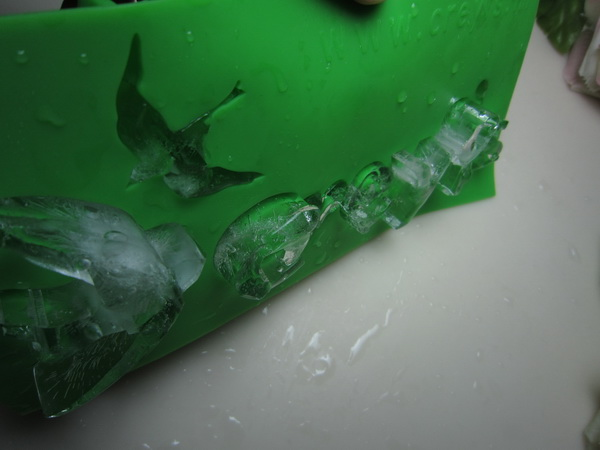 bird silicone ice tray