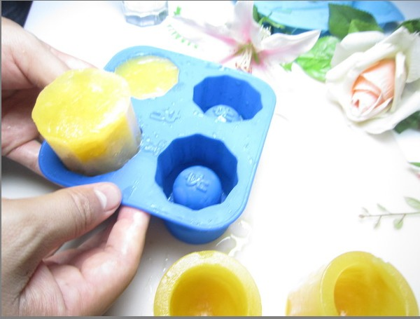 silicone ice cup
