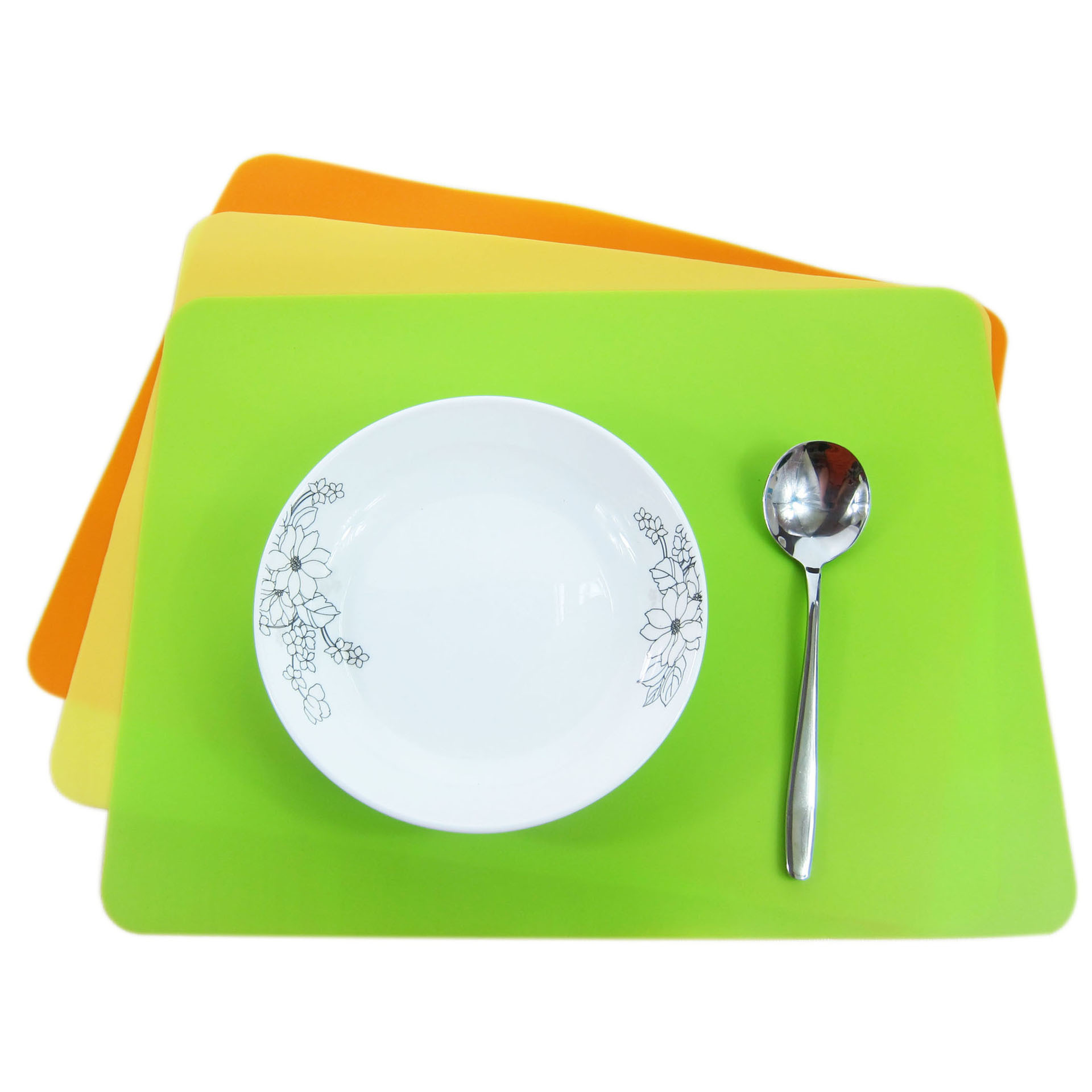 Silicone Western-style food mat