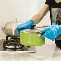 silicone bbq gloves