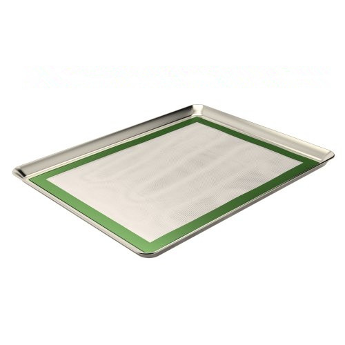 silicone coated fiberglass baking mats