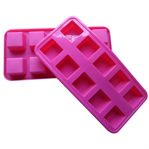 refrigerator silicone ice tray
