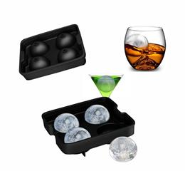 large silicone ice ball maker