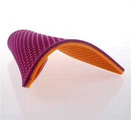 square shape silicone resistant mat