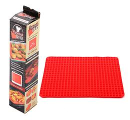multi-function silicone pyramid baking pan