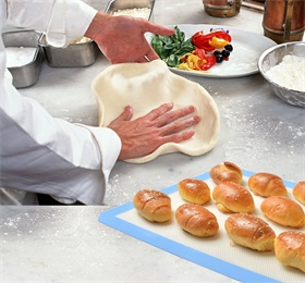 silicone nonstick oven baking mat