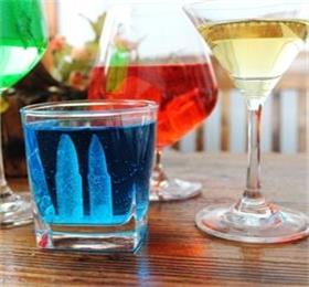 reusable silicone ice cube trays