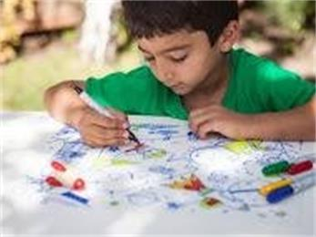 silicone kids table mats design
