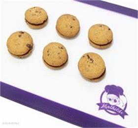 popular food grade anti-slip silicone baking mat