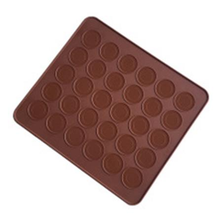 silicone macaron biscuit cookies baking mat
