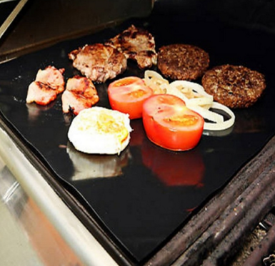 teflon outdoor bbq pad