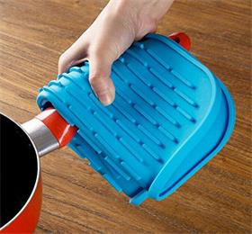 silicone kitchen food mat insulated pad