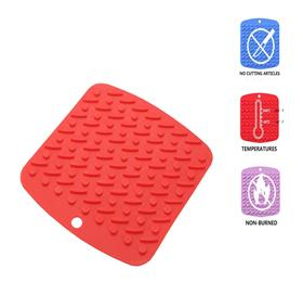 silicone insulation non-slip drying mat