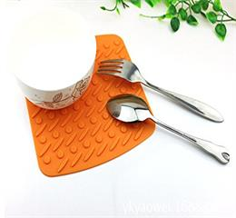 silicone trivet waterproof insulation mat