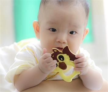 fda grade silicone chew toy baby teether